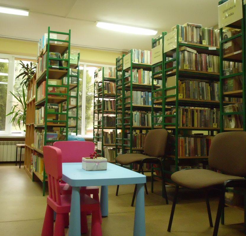 Grojec - Biblioteka